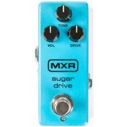 Dunlop MXR Sugar Drive Overdrive/Distortion Pedal JD-M294 - The Guitar World