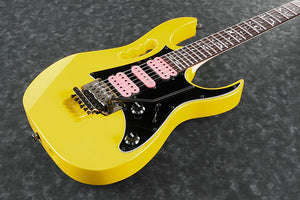 Ibanez Jem Jr Junior Electric Guitar JEMJRSP Yellow - The Guitar World