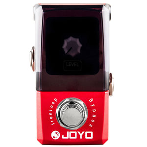 Joyo Technologies Ironman Series Mini Pedals Iron Loop Guitar Pedal JF-329 - The Guitar World