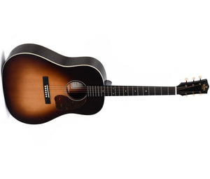 Jumbo Acoustic Electric Guitar in Gloss Sunburst
