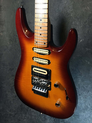 KRAMER - TOBACCO BURST - TGWX - The Guitar World