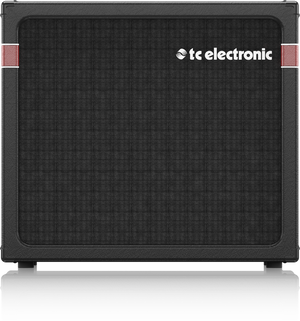 TC ELECTRONIC K115 400 Watt 1 x 15 Bass Cabinet with Custom Driver