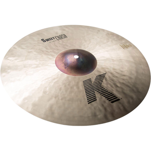 "Zildjian 18"" K Sweet Crash Cymbal K0704"