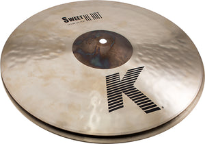 "Zildjian K 14"" Sweet Hi Hat Pair K0720 - The Guitar World"
