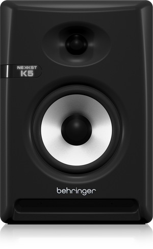 "BEHRINGER NEKKST K5 Audiophile Bi-Amped 5"" Studio Monitor with Advanced Waveguide Technology - The Guitar World"