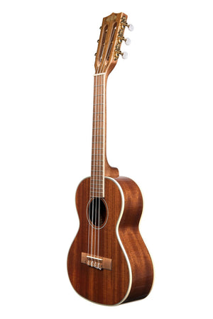 KALA 6 String Tenor Gloss Mahogany Ukulele with EQ KA-6E - The Guitar World