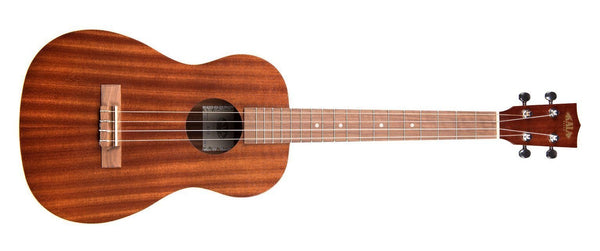 KALA Satin Mahogany Baritone Ukulele KA-B - The Guitar World