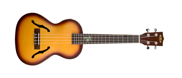 KALA Tenor Ukulele - Honeyburst KA-JTE-HB - The Guitar World