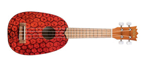 KALA Pineapple Soprano Ukulele KA-PSS - The Guitar World