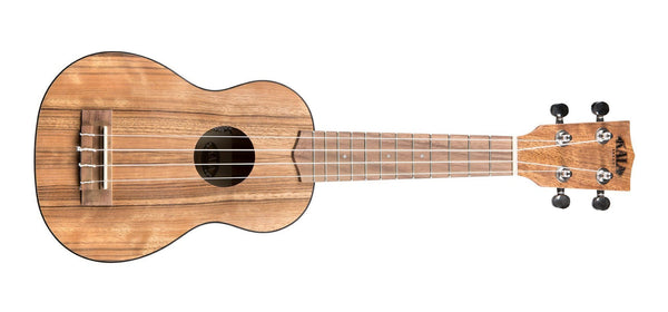 KALA Pacific Walnut Soprano Ukulele KA-PWS - The Guitar World