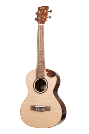 KALA Solid Spruce Scallop Tenor KA-SPT-SC Ukulele - The Guitar World