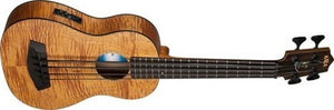 KALA Etic Mahogany U-Bass Ukulele KA-UBASS-EM-FS - The Guitar World