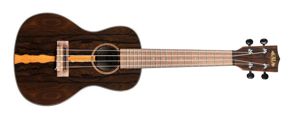 KALA Ziricote Concert Ukulele - High Gloss KA-ZCT-C - The Guitar World
