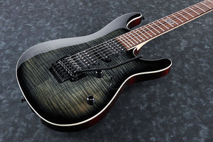 Ibanez KIKO10BP Premium KIKO Loureiro IN Transparent Gray Burst KIKO10BP-TGB - The Guitar World