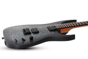 Schecter Keith Merrow KM-6 MK-III Standard Electric Guitar Trans Black Burst 834-SHC - The Guitar World