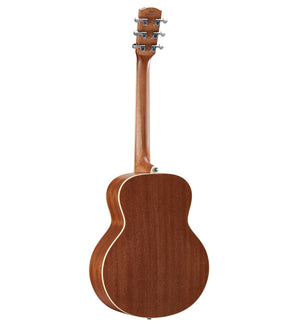 ALVAREZ ARTIST LJ2 LITTLE JUMBO TRAVEL GUITAR IN NATURAL SATIN FINISH