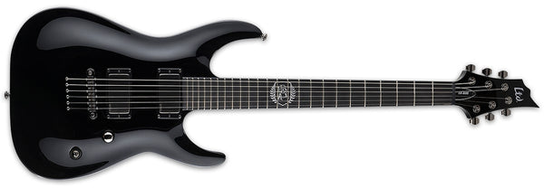 ESP LTD Parkway Drive Luke Kilpatrick Signature Electric Guitar Black LLK600BLK - The Guitar World