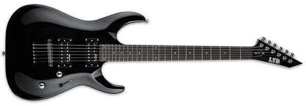 ESP LTD BLACK ELECTRIC GUITAR - The Guitar World