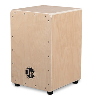 Latin Percussion Aspire Natural Wire Cajon LPA1331