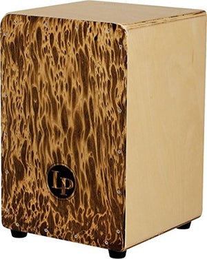Latin Percussion Aspire Series Wire Cajon - Havana Cafe LPA1332-HC - The Guitar World