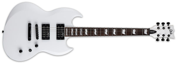 ESP LTD Viper-256 6-string Electric Guitar Snow White LVIPER256SW - The Guitar World