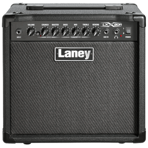 Laney LX20R 20 Watt 1x8 Guitar Combo Amp Black - The Guitar World