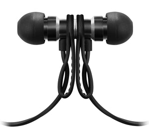 Meters Headphones Wireless Bluetooth HD In Earphones Black M-EARS-BT-BLK - The Guitar World