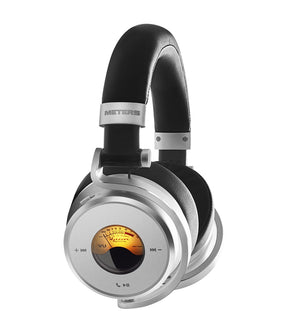 Meters Headphones Wireless Bluetooth Over Ear Headphones - Black M-OV1-B-BLK - The Guitar World