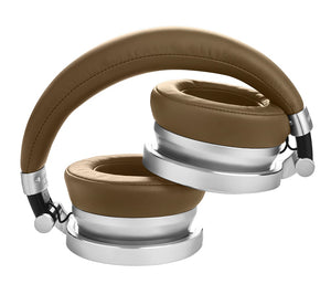 Meters Headphones Wireless Bluetooth Over Ear Headphones - Tan M-OV1-B-TAN - The Guitar World