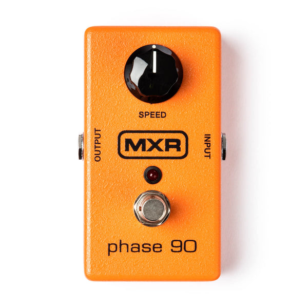 Dunlop Mxr Phase 90 Pedal M101 - The Guitar World