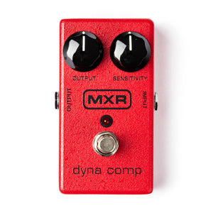 Dunlop MXR Dyna Comp Pedal M102 - The Guitar World