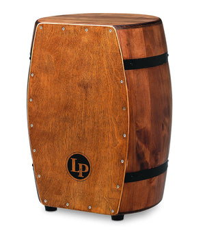 Latin Percussion Matador Whiskey Barrel Cajon -Tumba M1406WB - The Guitar World