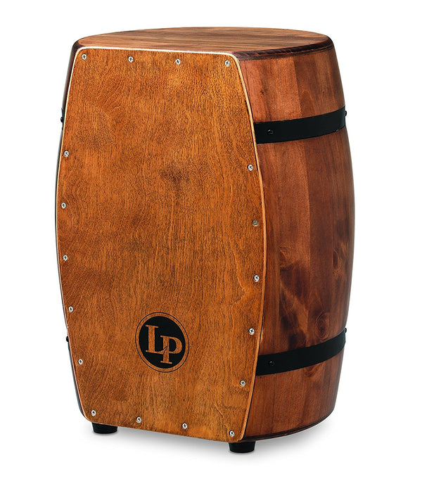 Latin Percussion Matador Whiskey Barrel Cajon -Tumba M1406WB