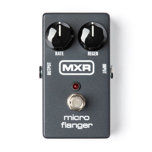 Dunlop MXR® Micro Flanger M152 - The Guitar World