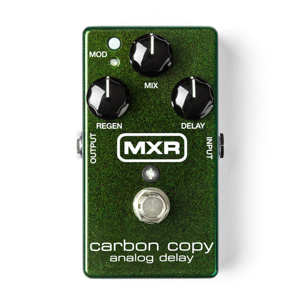 Dunlop MXR Carbon Copy Analog Delay M169 - The Guitar World