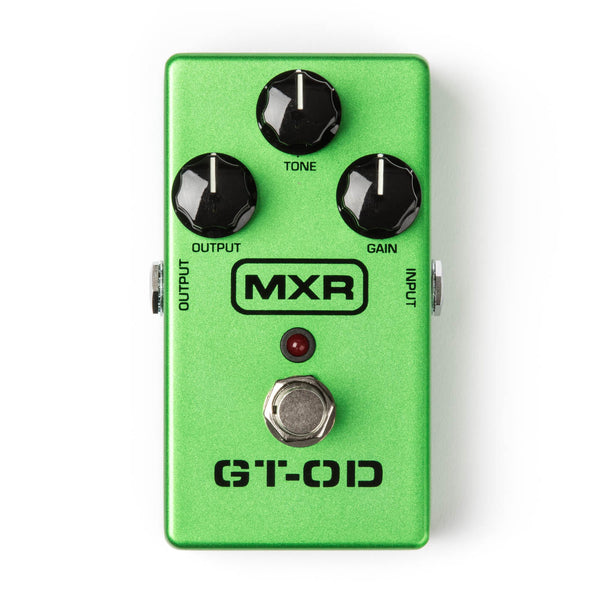 Dunlop MXR Overdrive Pedal M193 - The Guitar World