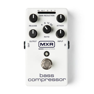 Dunlop MXR Bass Compressor Pedal M87 - The Guitar World