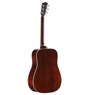 ALVAREZ MASTERWORKS MD60EBG BLUEGRASS DREADNOUGHT ELECTRIC ACOUSTIC IN NATURAL GLOSS FINISH - The Guitar World