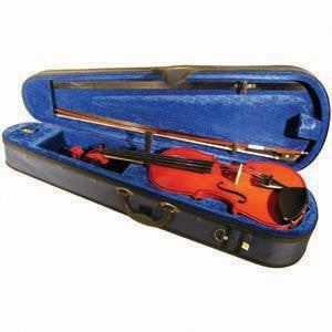 Menzel 4/4 Violin Kit MDN600VF - The Guitar World