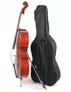 Menzel Cello Outfit 4/4 MDN950CF - The Guitar World