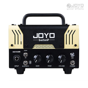 Joyo Technologies Meteor Bantamp Guitar Amplifier head 20w Pre Amp Tube Hybrid METEOR-AMP - The Guitar World