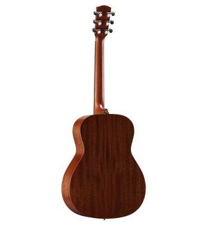 ALVAREZ MASTERWORKS MFA66SHB SOLID MAHOGANY FOLK IN SHADOWBURST GLOSS FINISH