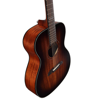 ALVAREZ MASTERWORKS MFA66SHB SOLID MAHOGANY FOLK IN SHADOWBURST GLOSS FINISH - The Guitar World