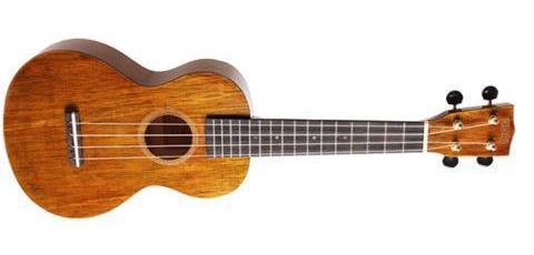 Mahalo Ukuleles Hano Series Concert Ukulele MH2-VNA - The Guitar World