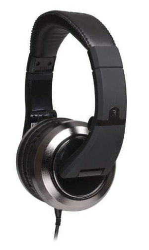 CAD Sessions Professional Closed-Back Studio Headphones Black MH510 - The Guitar World