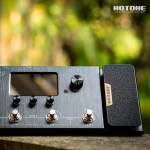 Hotone Ampero Amp Modeler & Effects Processor MP-100 - The Guitar World