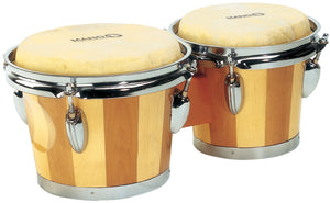 Mano Percussion 7 And 8 Inch Tunable Bongos MP714