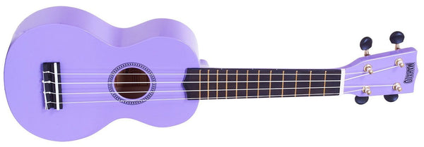 Mahalo Ukuleles Rainbow R Series Soprano Ukulele MR1-PP - The Guitar World