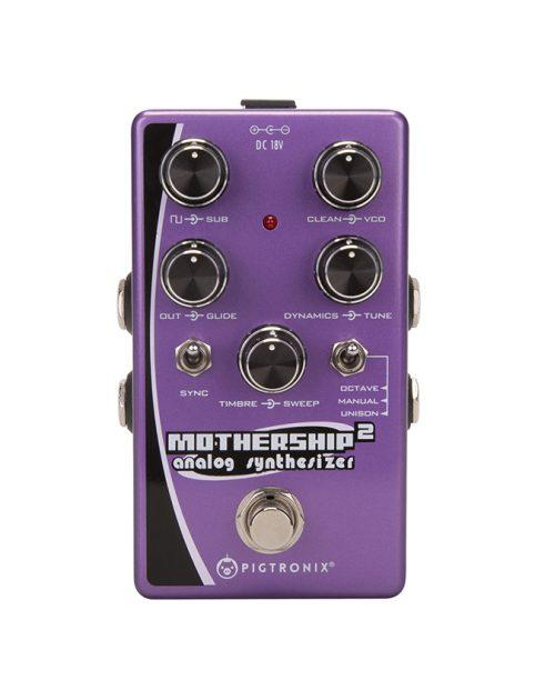 Pigtronix Mothership 2 Analog Synthesizer MS2-PGT - The Guitar World
