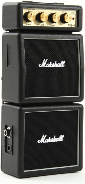 Marshall MS-4 Micro Amplifier - The Guitar World